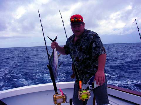 Sportfishing in Drake Bay, Costa Rica
